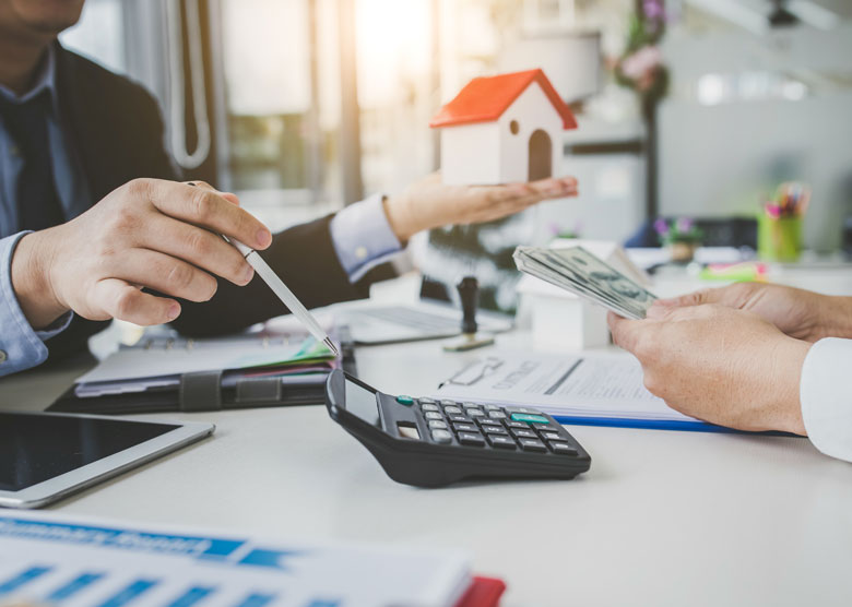 Financing a real estate purchase by a non-resident